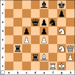 Black has just played 36...Rd2. How should White respond?